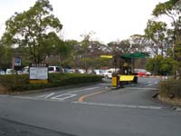 城の北駐車場画像