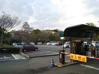 姫山駐車場画像