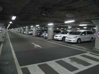 大手前公園地下駐車場画像2枚目