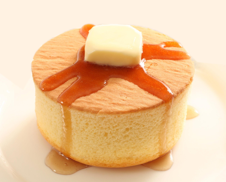 窯焼きホットケーキの画像