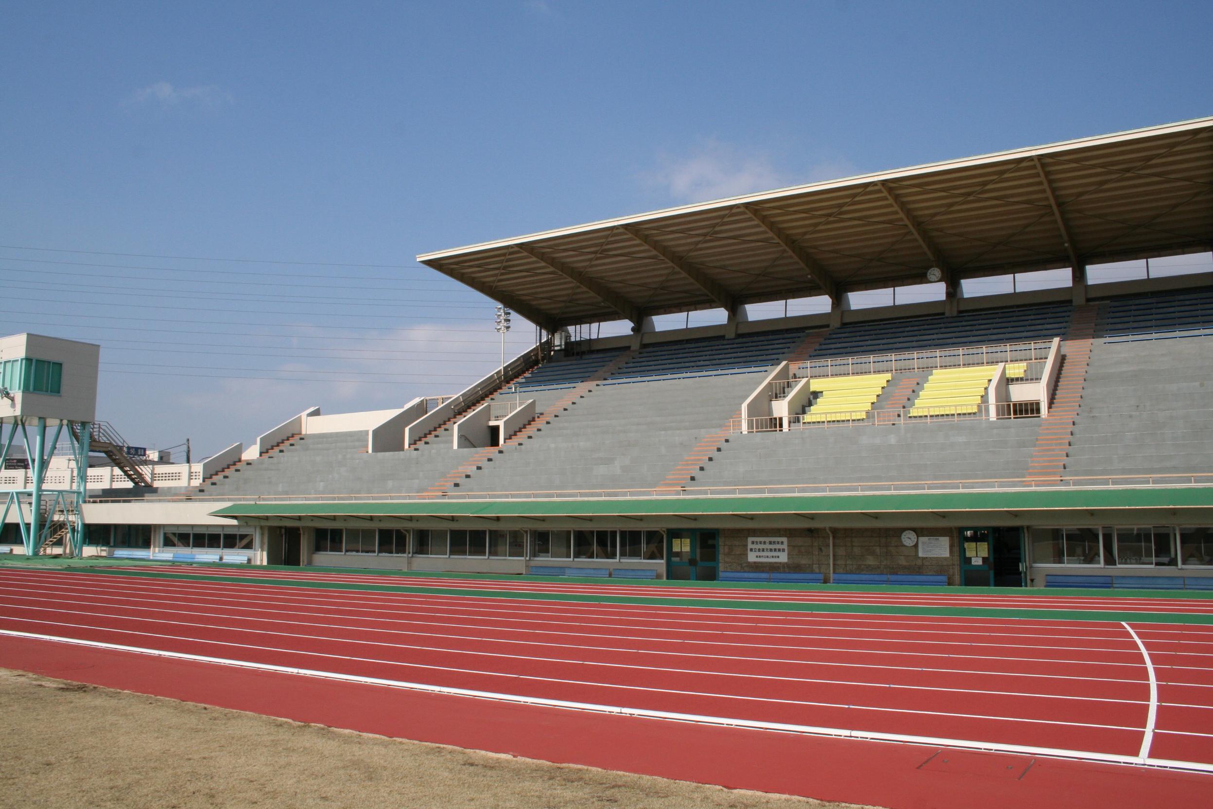 ウインク陸上競技場画像