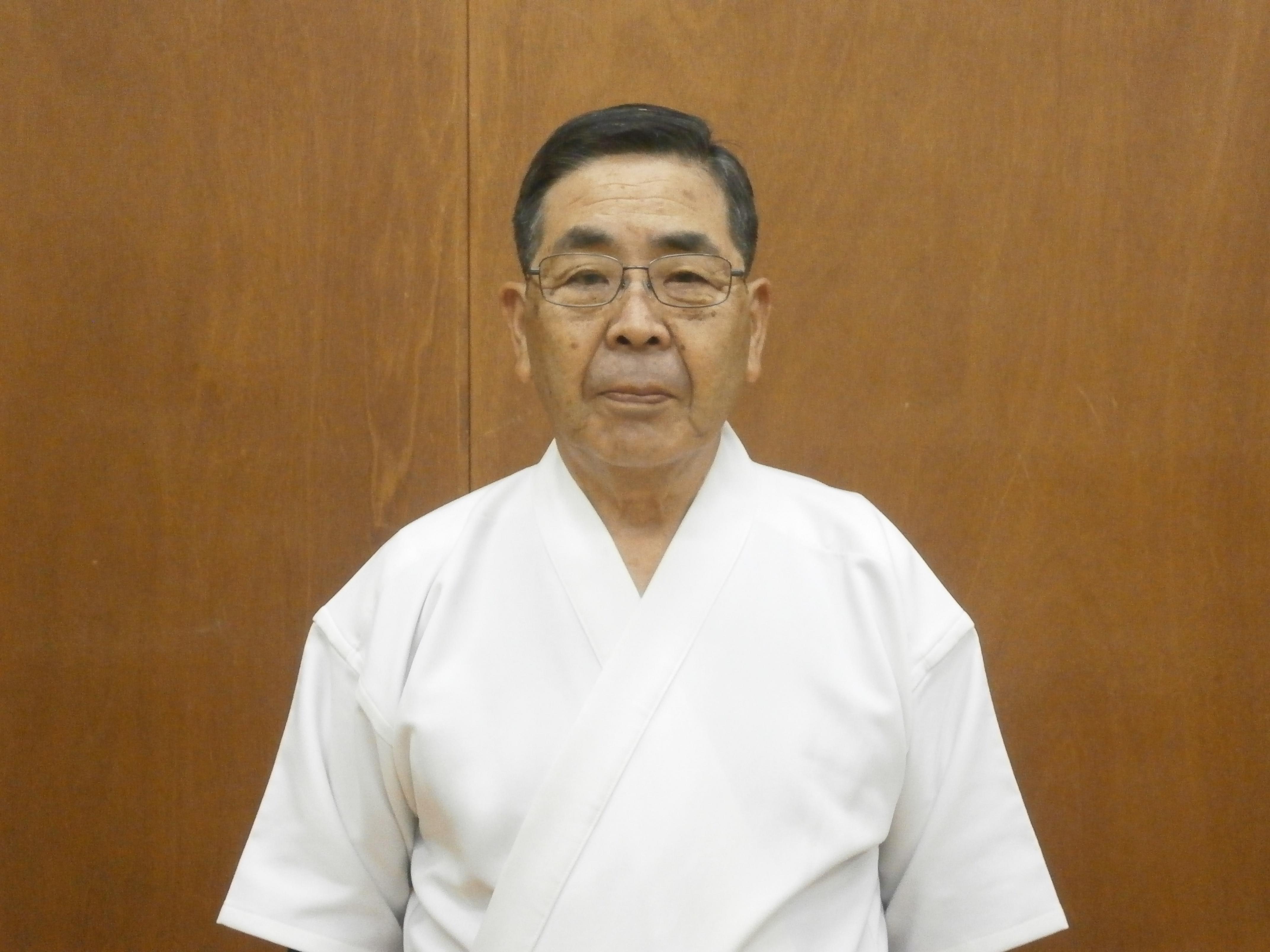 弓道教室 水田 隆之 講師 写真