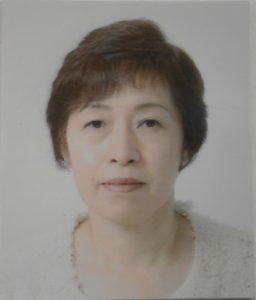 婦人バレー教室 高野 弘子 講師写真