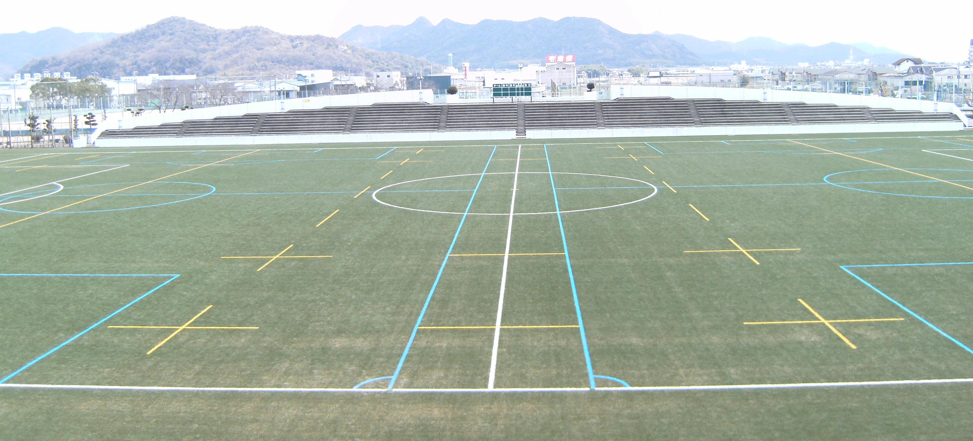 球技スポーツセンター球技場画像