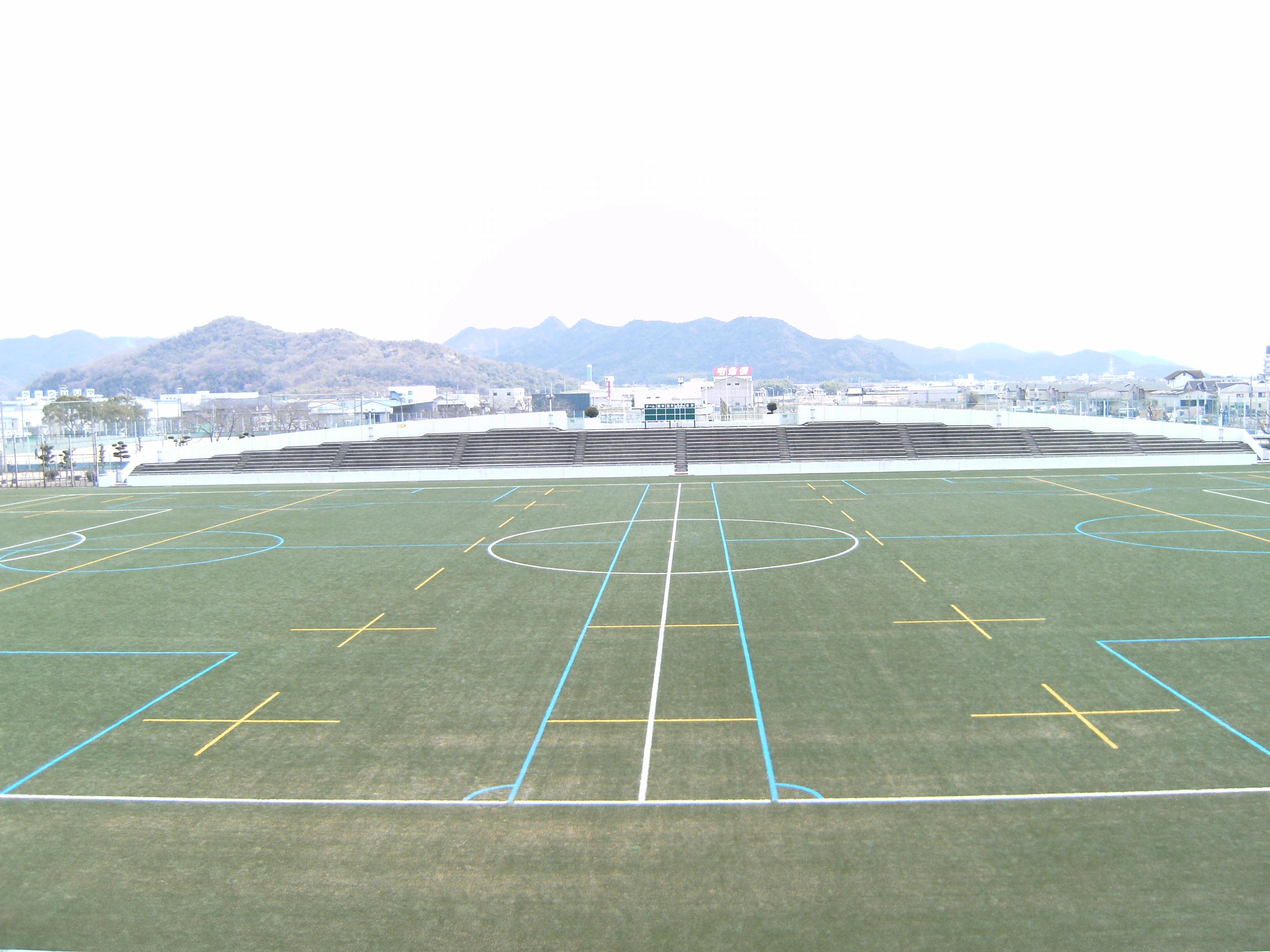 姫路市立球技スポーツセンター画像
