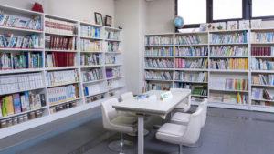 図書コーナー画像