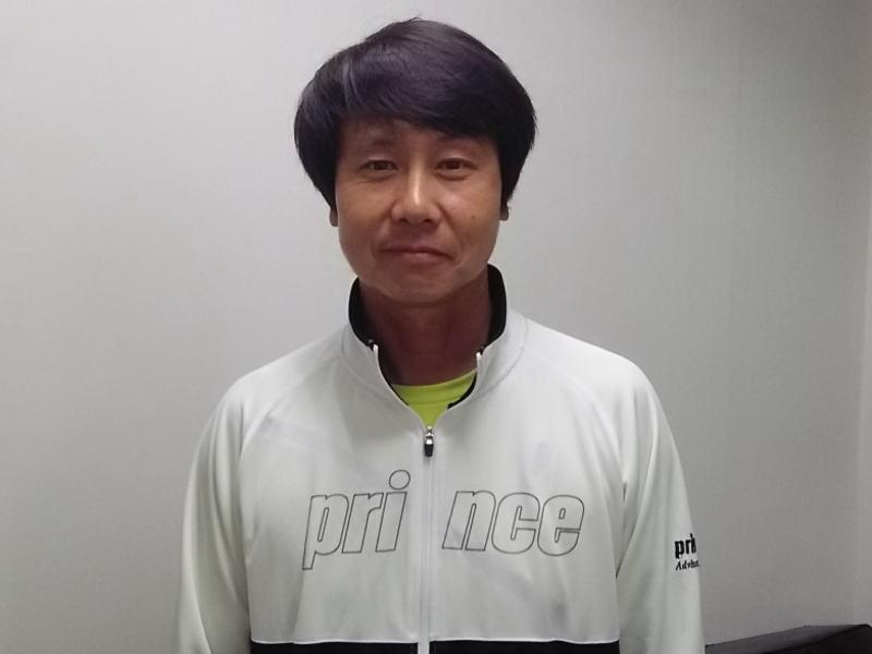 友杉コーチ写真
