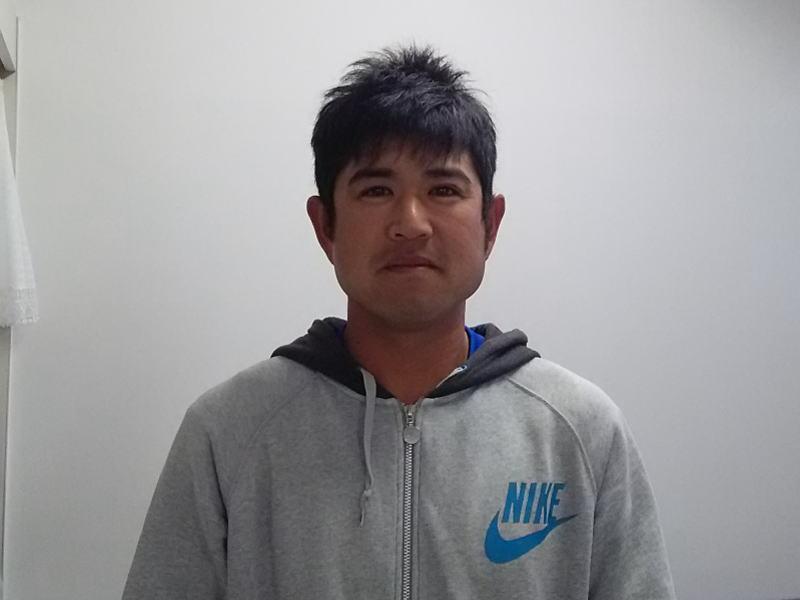 米澤コーチ写真
