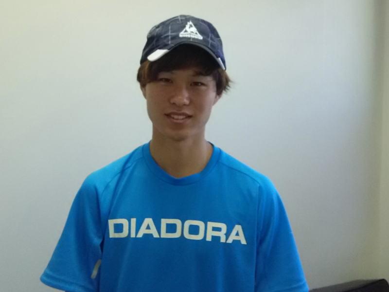 福島コーチ写真