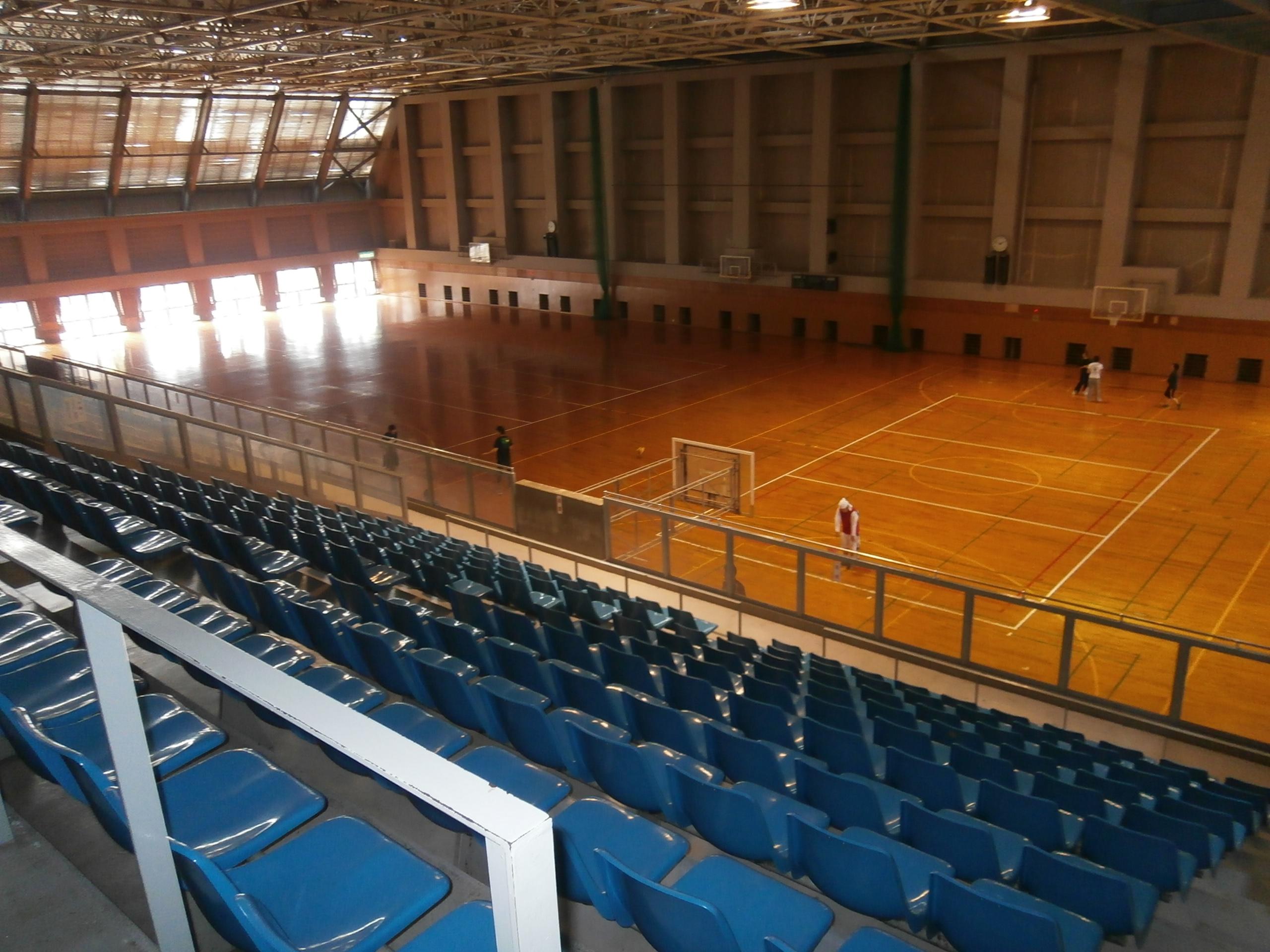 総合スポーツ会館大競技場画像
