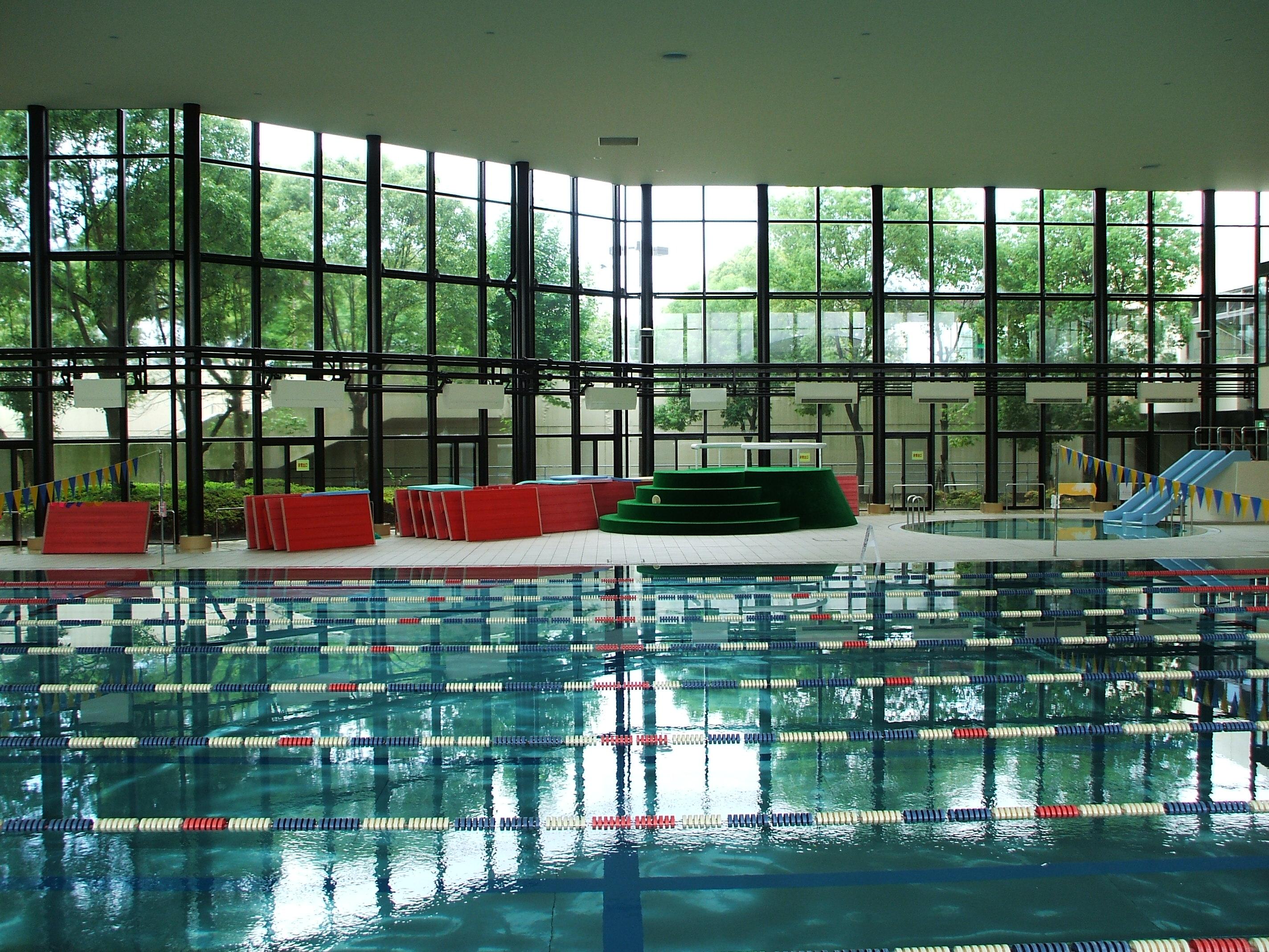 総合スポーツ会館温水プール画像