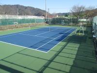 姫路書写テニスコートハードコート1面画像