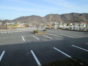 姫路書写テニスコート駐車場画像