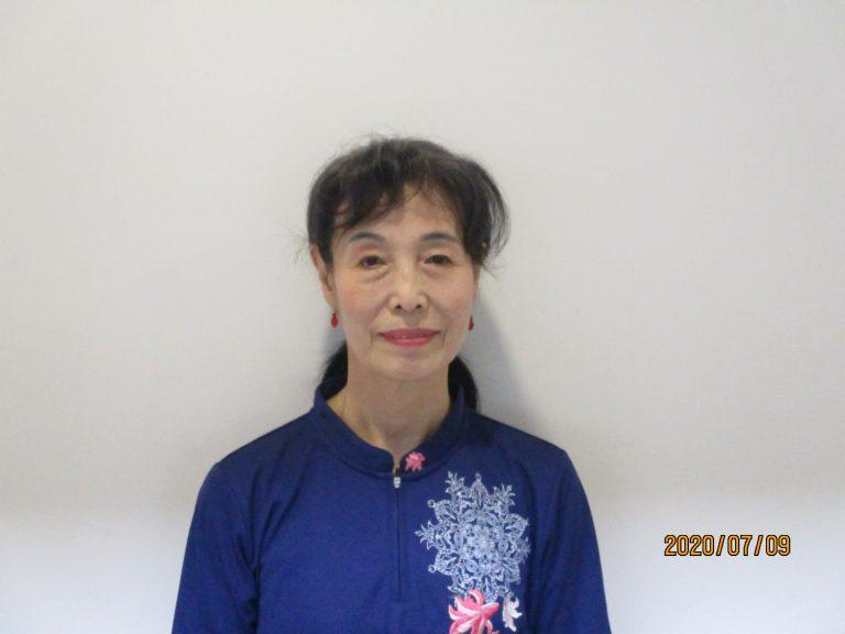 太極拳教室(花北)長谷川 多美子  講師 写真