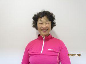 ジャズ体操教室(花北)松浦 香織 講師 写真