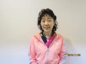卓球教室(花北)香川 靖子 講師 写真
