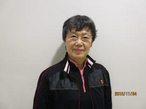 卓球教室(花北)山口 洋子 講師 写真