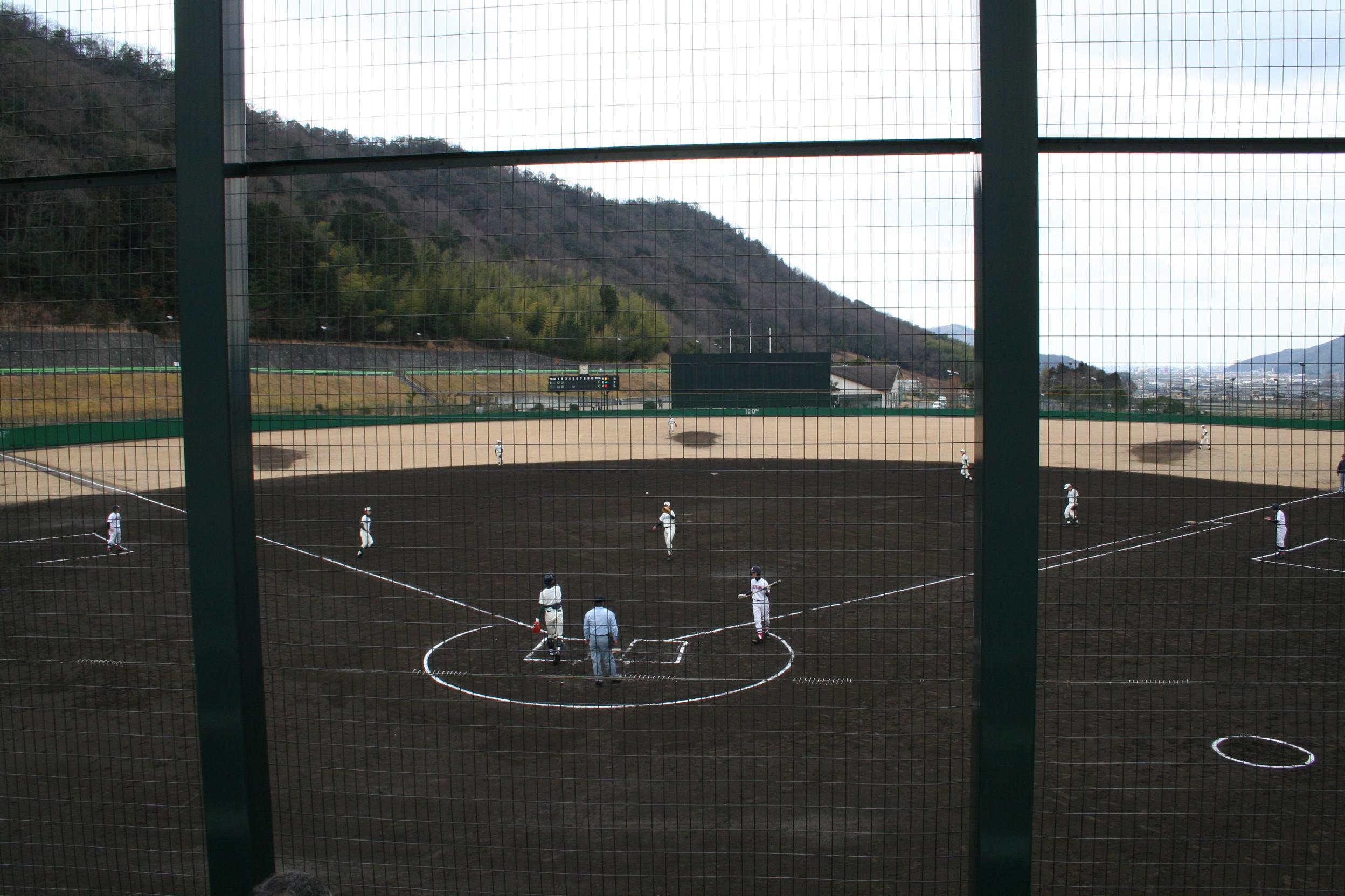 豊富球場野球場画像