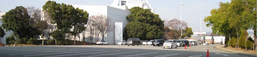 文化センター南駐車場イメージ画像
