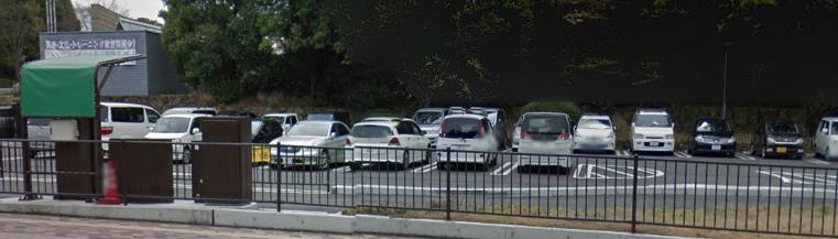 武道館前駐車場イメージ画像
