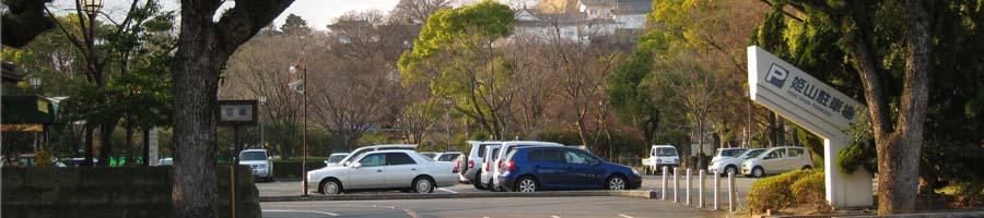 姫山駐車場イメージ画像